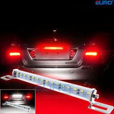 2in1 White/Red 30SMD LED Lamp for License Plate Lights Backup Light/Brake Light