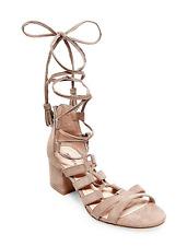 741045fc6de3 Madden Girl 6987 Womens Loverrr Taupe Shoes HEELS Sandals 7 Medium (b M)  BHFO