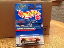 Hot Wheels Hotwheels Virtual Collection Turbo Flame # 112