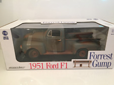 Forrest Gump 1951 Ford F1 Truck 1:18 Scale Greenlight 12968 NEW RELEASE
