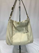 Coach Madison Isabelle Leather Shoulder Bag Butter Cream Leather Bag 21224