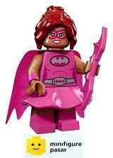 Lego 71017 The Batman Movie Minifigure : No 10 - Pink Power Batgirl - New