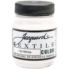 Jacquard Products жаккардовый текстиль цвет заводская краска, 2.25 унций, белый