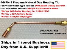 4 Mfn 1 Propanenatural Gas Heating Tip Rosebud Type 100 Series Victor Type