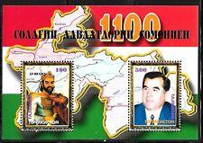 TAJIKISTAN SC 150 NH issue of 1999 Samanid Dynasty King President Rakhmonov