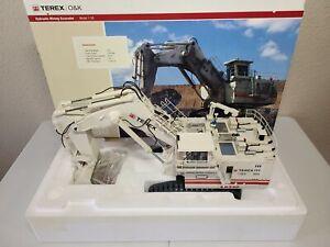 Terex RH340 Mining Backhoe Excavator - Brami 1:50 Scale Model #25010 New!