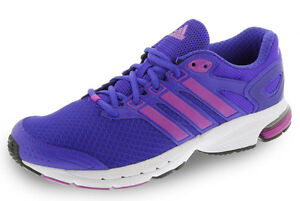 Running Shoes Adidas Lightster Rod 2 W, Ladies, EAN 4055014787696, Purple/White