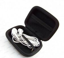 Earphone Carrying Hard Case Storage for MP3 MP4 Cellphone Headphone