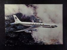 Varig 707 vintage rare postcard  FREE Shipping to USA