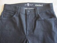 Seven 7 For All Mankind Mens Jeans Standard Straight Leg Dark Wash 28 NEW NWOT