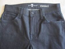 Seven 7 For All Mankind Mens Jeans Standard Straight Leg Dark Wash 28 NEW NWOT