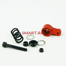 CNC Alloy Steering Servo Saver Arm and spring fits HPI Baja 5b SS 5T 5SC Smart