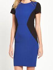 Short Sleeve Petite Business Wiggle, Pencil Women's Dresses