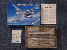 Italeri 1:48 Mirage 2000C kit #2614