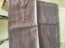"West Elm Silk Lavender 20"" Pillow Covers Beautiful"