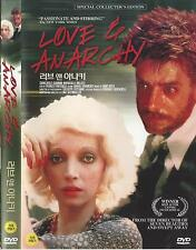 Love and Anarchy (1973, Lina Wertmüller) DVD NEW