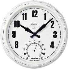 Atlanta 4478 - Wanduhr - Gartenuhr - Aussenuhr - Antik Optik - Uhren Neu