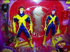 CYCLOPS & JEAN GREY Phoenix X-Men Marvel Apocalypse Movie and Comic Books Gray