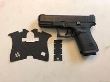 HANDLEITGRIPS Textured Rubber Grip Tape Gun Part for Glock 19/23 Gen 5