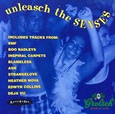 UNLEASCH THE SENSES ~ [1995 Release ~ RARE] ~ CD Album ~ Like NEW!