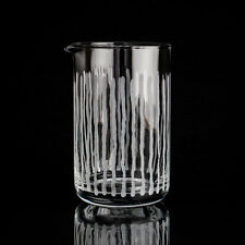 M-TAKA 933 Cocktail  Premium Japanese Mixing Glass - Seamless & Handblown 550ml