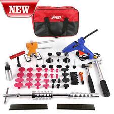 PDR Slide Hammer Puller Lifter Kit Paintless Dent Repair Tabs Hail Removal W/Bag