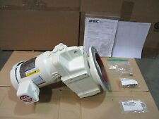 Emerson 6592 Motor & Gear Box, Inverter, Ipec Speedfam Novellus, .50 HP, 420707