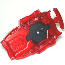 Takara Tomy Beyblade・Long String Launcher・Right・Beylauncher・Clear Red・From B-123