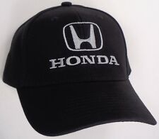Hat Cap Licensed Honda H Logo Black HD1001 HR