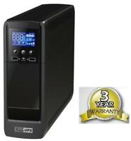 OPTI UPS PS1500E (1500VA) PURE SINE WAVE -  Uninterruptible Power Supply Backup