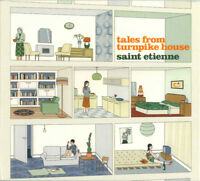 SAINT ETIENNE Tales From Turnpike House Deluxe Edition 2xCD NEW/SEALED