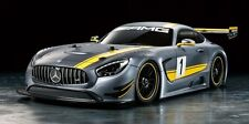 BATTERIA TRE SUPER AFFARE! TAMIYA 58639 Mercedes-AMG GT3 TT-02 KIT RC