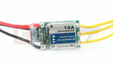 YPG LV-18A brushless ESC(2~6S) SBEC Brushless Speed Controller For RC Helicopter