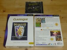 Heroes of Might and Magic II - PC - Big Box