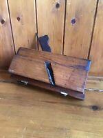 Antique Vintage Carpenters Wooden Moulding Plough Plane - John Moseley & Son ?