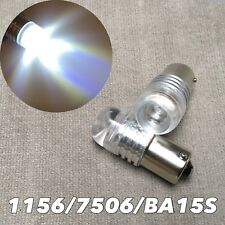 1156 P21W 7506 Reverse back up light 6000K 5W Cree LED bulb FOR BMW