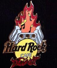 Detroit Hard Rock Cafe Flaming Engine Pin