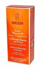 WELEDA ARNICA MASSAGE OIL 100ml + Soothes with a warming effect