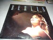 BERLIN LOVE LIFE LP NM Geffen GHS-4025 1984