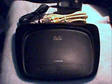 Cisco Linksys Wireless-G Broadband Router Model WRT54G2 V1 w/ AC & 1 Cable