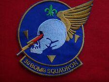 Korea War (1950-53) US Air Force 30th Bomb Squadron Patch