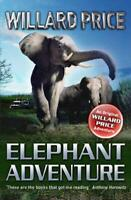Elephant Adventure by Willard Price, NEW Book, FREE & Fast Delivery, (Paperback)