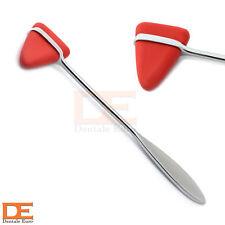 Martillo De Reflejo Taylor percusión tendón neuro para instrumentos médicos Rojo Nueva