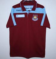 West Ham United England polo shirt Size S