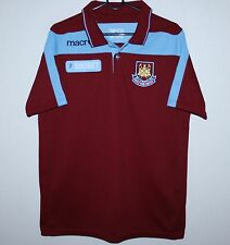 West Ham United England polo shirt Size S
