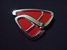MAZDA RX7 RX-7 FD FC OEM GENUINE FRONT & REAR RED Efini EMBLEM BADGE STICKER SET