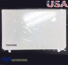 NEW TOSHIBA SATELLITE L55-B L50-B LCD BACK COVER | A000291910 | WHITE