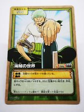 One Piece From TV animation bandai carddass carte card Made in Korea TD-W13