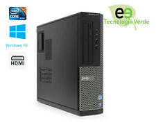 Dell Optiplex 3010 DT Core i5-3450 3.1 Ghz 8 Gb 240 Gb SSD DVD W10 HDMI