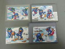 PUZZLE: Peppy Pingos - Superpuzzle + alle 4 BPZ (100% original)